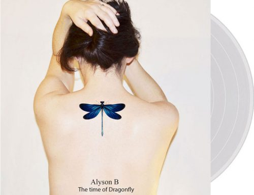 Alyson B : New album